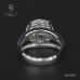 แหวนเพชร  7 กะรัต เซอร์  HRD  RI04551
