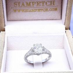 วิธีบอกคนรัก เมื่อเขาเลือกแหวนหมั้นเพชรไม่โดนใจ