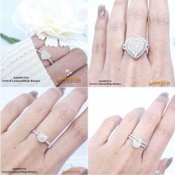 แบบแหวนเพชร สวยเปล่งประกาย